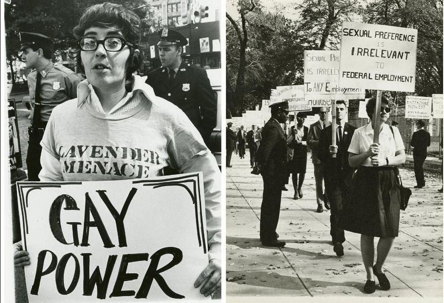 17 bức ảnh lịch sử về hành trình thay đổi của cộng đồng LGBT tại Mỹ - Ảnh 5.
