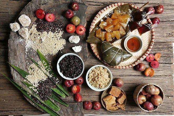 Vòng quanh châu Á, khám phá ẩm thực dịp Tết Đoan Ngọ 5/5 Âm lịch - Ảnh 1.