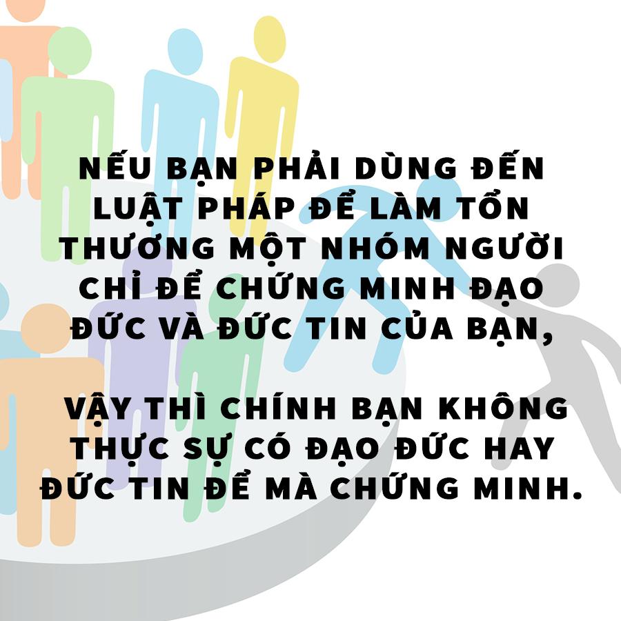 10 câu nói thấm thía giúp bạn tăng thêm nhận thức về cộng đồng LGBT  - Ảnh 6.