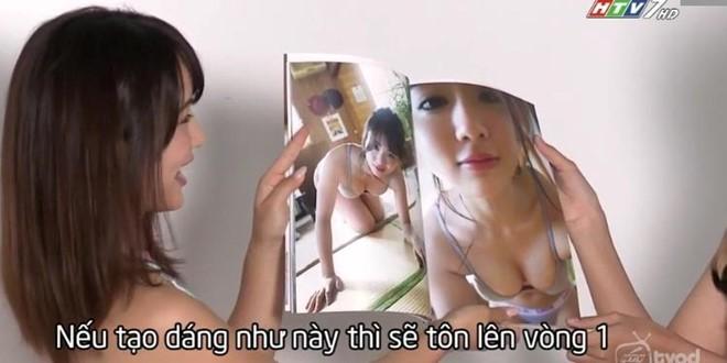 Nhà sản xuất nói gì trước loạt ảnh thí sinh nữ chụp ảnh phản cảm như phim nóng Nhật? - Ảnh 2.
