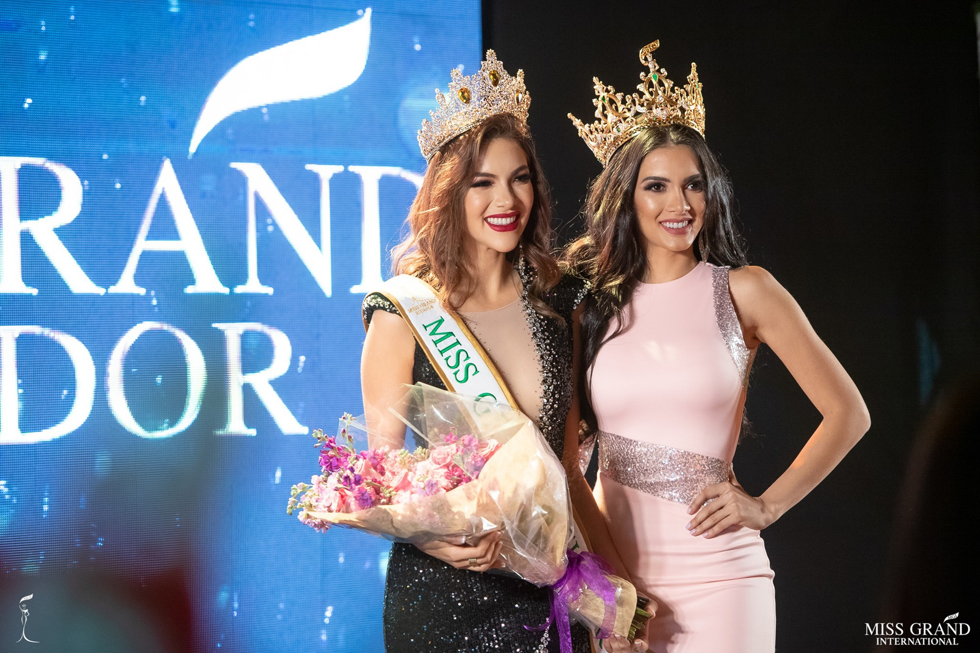 Nhan sắc rực rỡ của Hoa hậu Hòa bình Ecuador 2019  - Ảnh 3.