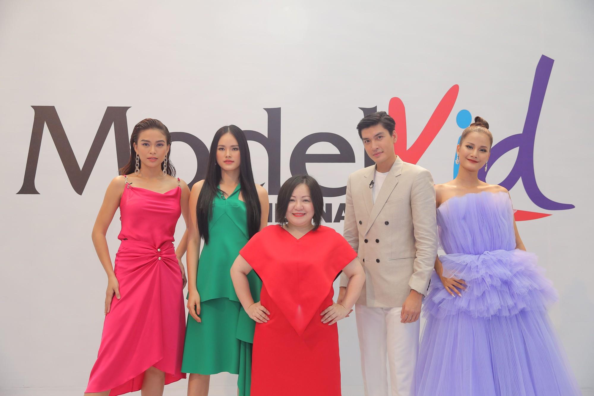 Bà Trang Lê - giám đốc sản xuất Model Kid Vietnam: Tôi rất bức xúc khi nhiều nơi dạy các bé trình diễn như người lớn - Ảnh 7.