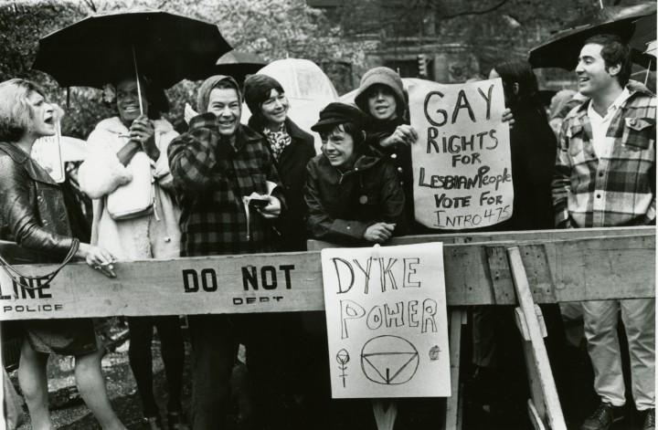 17 bức ảnh lịch sử về hành trình thay đổi của cộng đồng LGBT tại Mỹ - Ảnh 9.