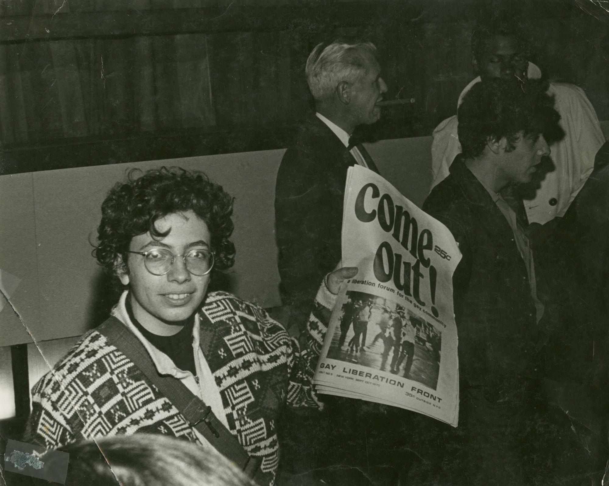 17 bức ảnh lịch sử về hành trình thay đổi của cộng đồng LGBT tại Mỹ - Ảnh 13.