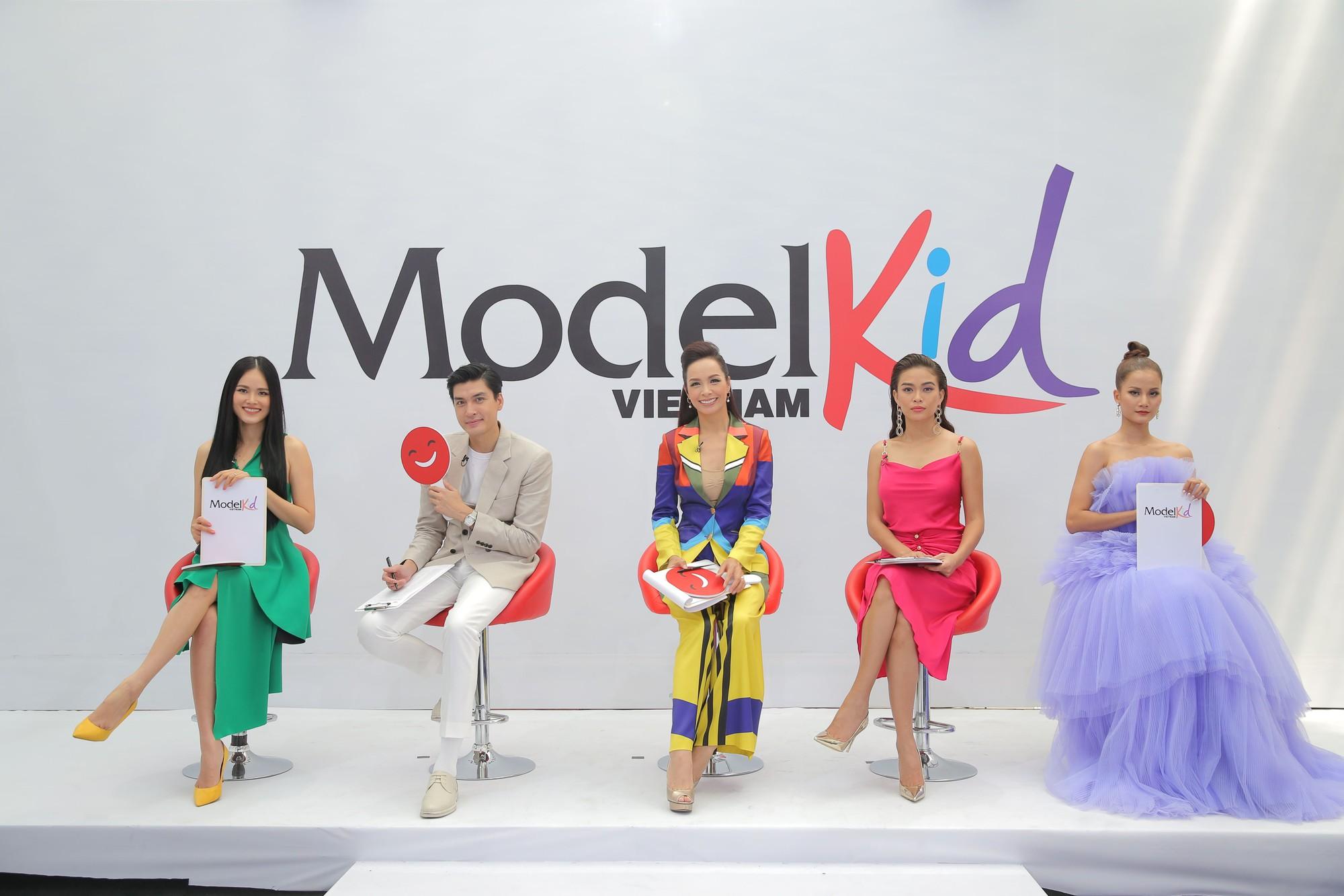 Bà Trang Lê - giám đốc sản xuất Model Kid Vietnam: Tôi rất bức xúc khi nhiều nơi dạy các bé trình diễn như người lớn - Ảnh 6.