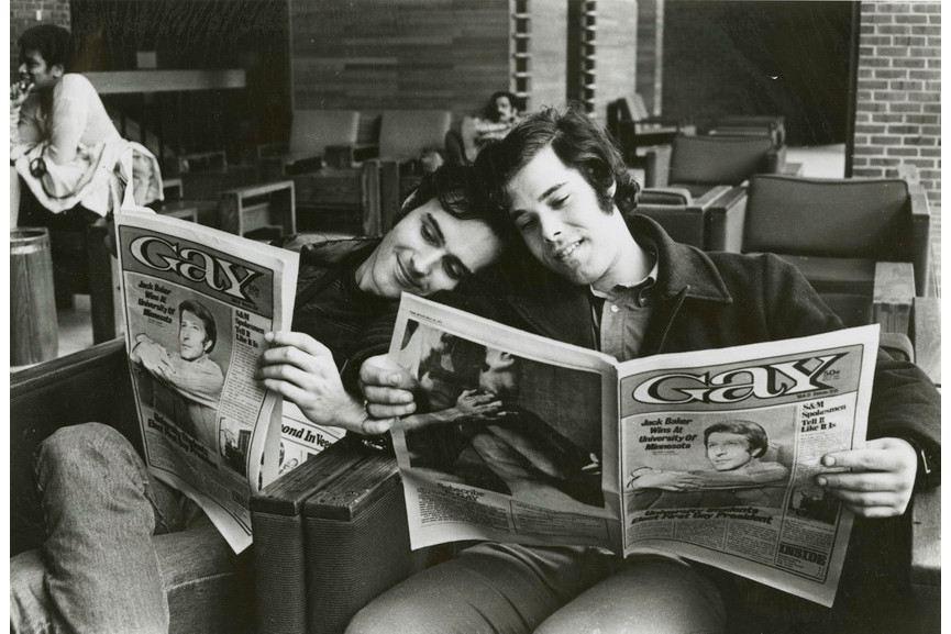 17 bức ảnh lịch sử về hành trình thay đổi của cộng đồng LGBT tại Mỹ - Ảnh 2.