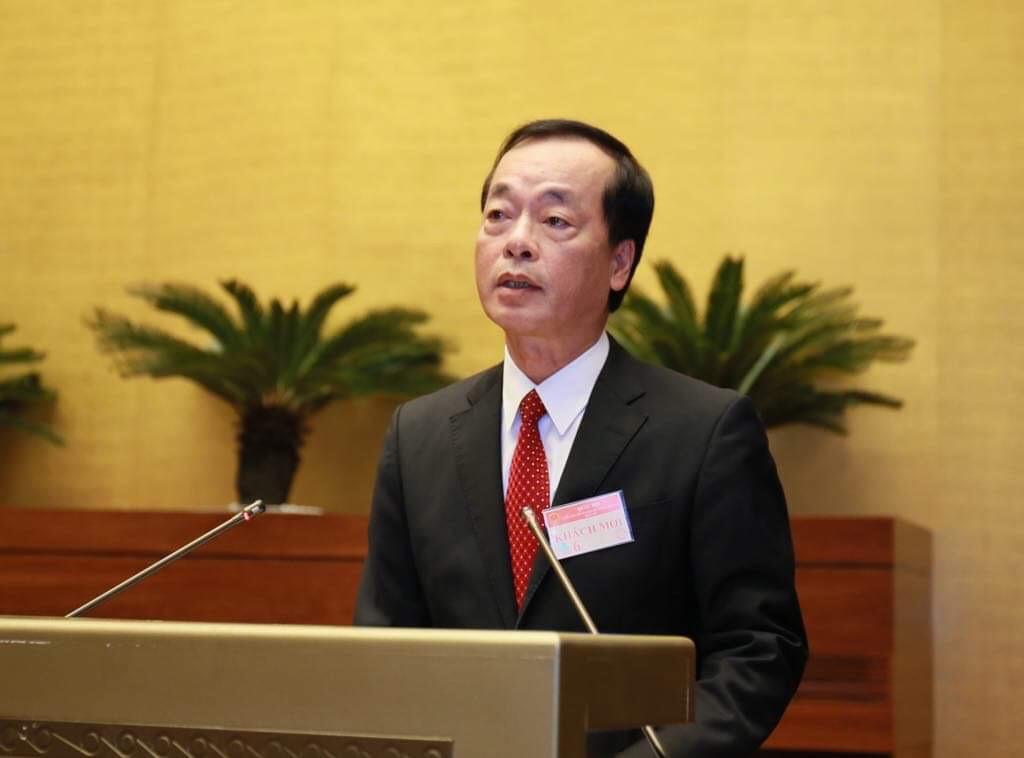 Bị truy trách nhiệm dự án 8B Lê Trực và chung cư HH Linh Đàm, Bộ trưởng Xây dựng: 'Trách nhiệm xử lí thuộc về Hà Nội' - Ảnh 1.