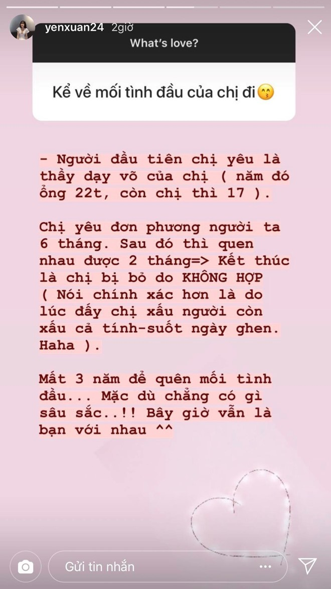 Bạn gái Lâm Tây thừa nhận từng bị đá vì xấu người, xấu cả nết - Ảnh 1.