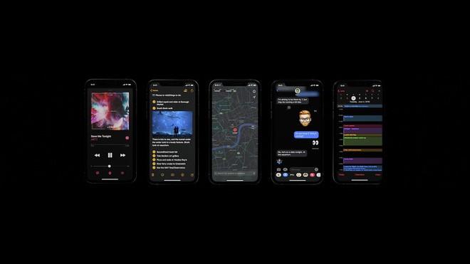 Đây là tất cả những tính năng mới nhất sẽ có trên iOS 13 khiến người dùng Android thèm muốn - Ảnh 1.