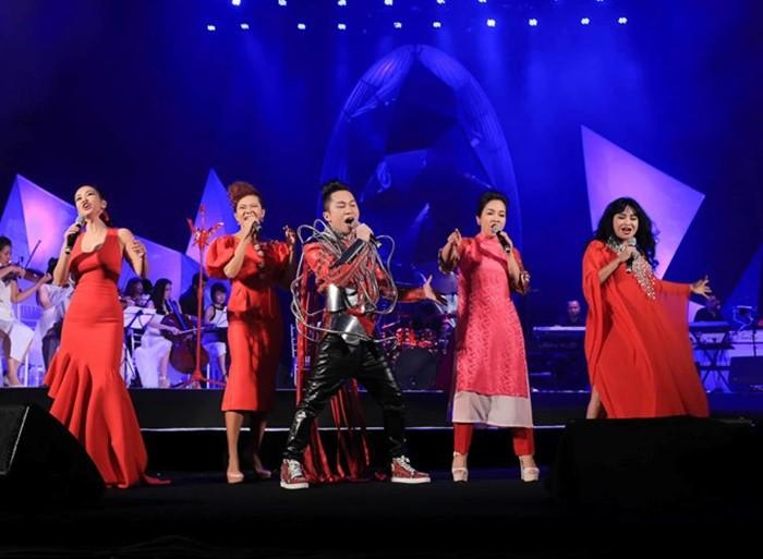 Tùng Dương chính thức lên tiếng về ồn ào cạnh khóe Thu Minh - Ảnh 2.