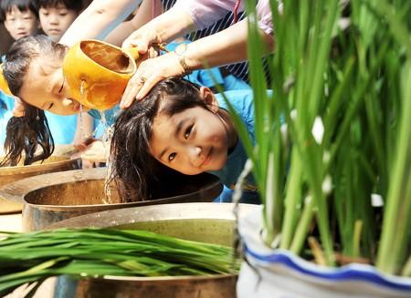 Vòng quanh châu Á, khám phá ẩm thực dịp Tết Đoan Ngọ 5/5 Âm lịch - Ảnh 2.