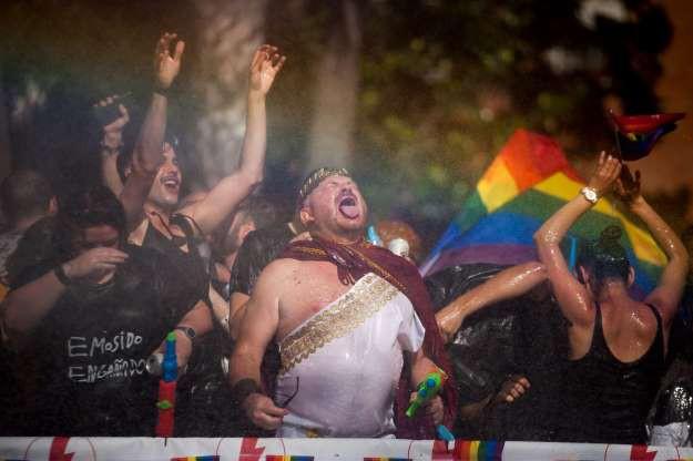 Tháng Tự hào LGBT 2019: Những hình ảnh ấn tượng trên thế giới - Ảnh 10.