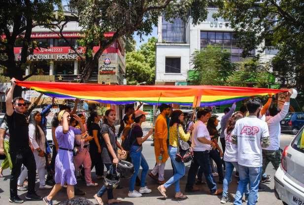Tháng Tự hào LGBT 2019: Những hình ảnh ấn tượng trên thế giới - Ảnh 4.
