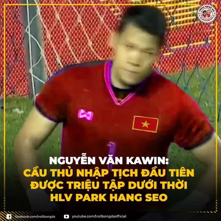 Cư dân mạng tung siêu phẩm ăn mừng trận thắng 1-0 của Việt Nam tại Kings Cup 2019 - Ảnh 4.