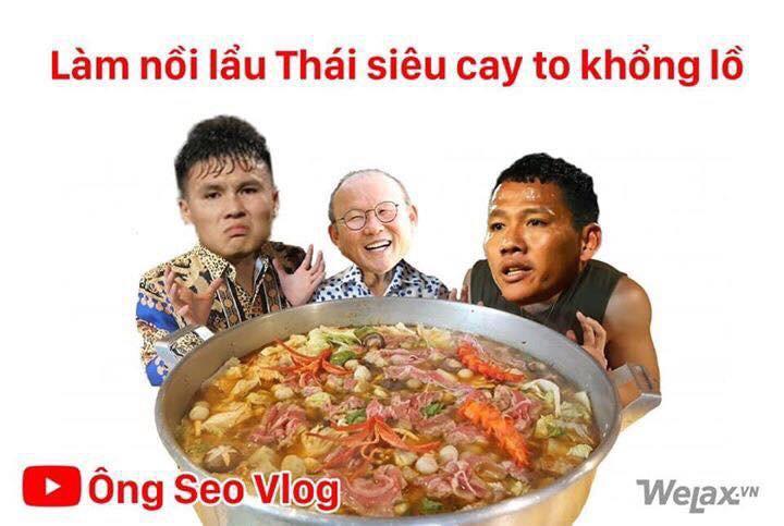 Cư dân mạng tung siêu phẩm ăn mừng trận thắng 1-0 của Việt Nam tại Kings Cup 2019 - Ảnh 6.