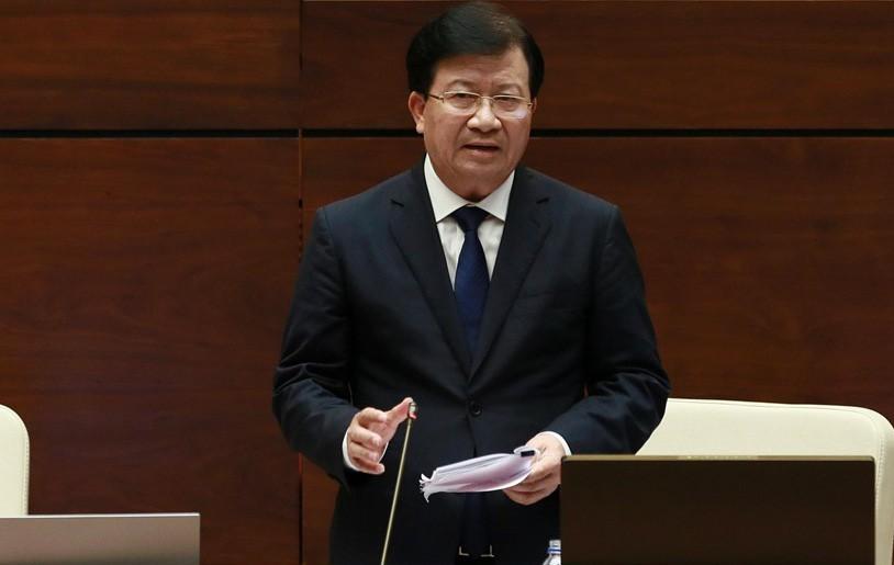 Phó Thủ tướng nói gì về 'rừng bê tông' chung cư cao tầng tranh nhau mọc ở nhiều tuyến đường Hà Nội và TP HCM? - Ảnh 2.