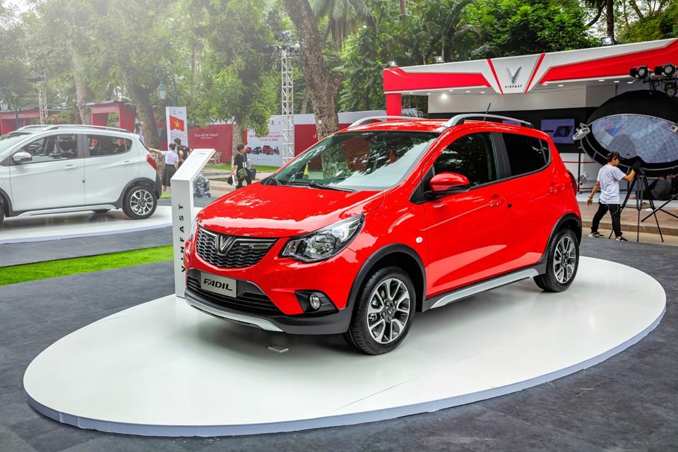 Nguyên mẫu của VinFast Fadil ở châu Âu bán được 200 nghìn xe sau 5 năm - Ảnh 4.