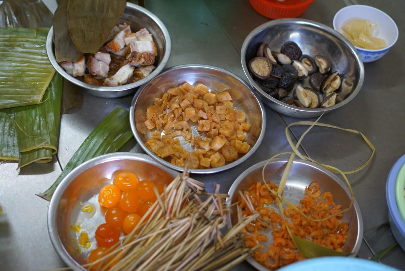 Bánh ú bá trạng - tinh hoa ẩm thực người Hoa vào dịp Tết Đoan Ngọ  - Ảnh 3.