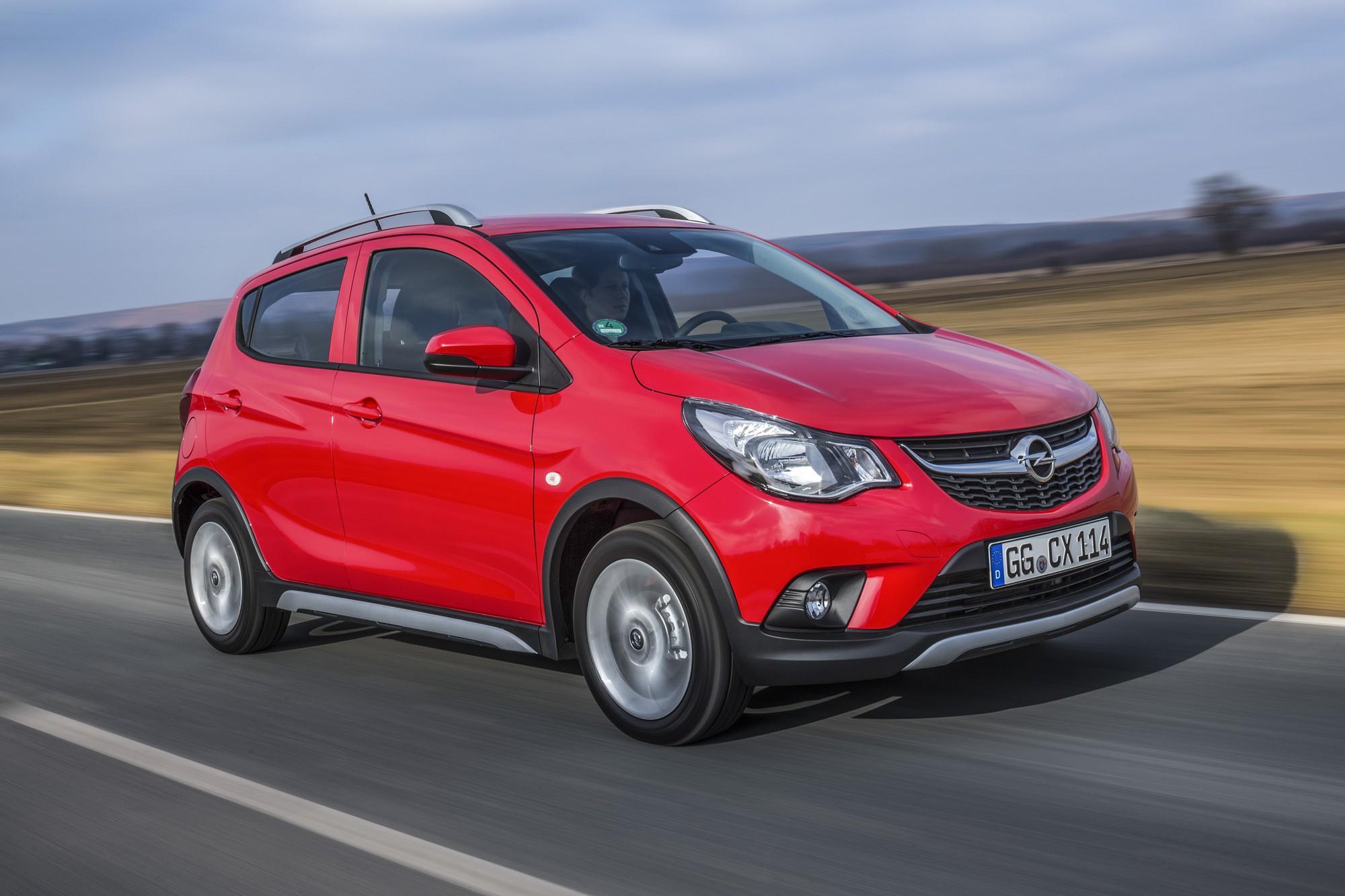VinFast Fadil đã được nâng cấp những gì so với nguyên mẫu Opel Karl Rocks phiên bản châu Âu? - Ảnh 4.