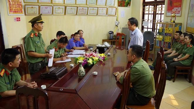 Con trai Phó giám đốc Sở GD-ĐT tỉnh Hà Giang được nâng 13,3 điểm - Ảnh 1.