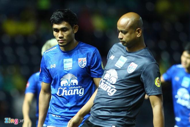 HLV Thái Lan thất vọng với trận thua Việt Nam - Ảnh 1.