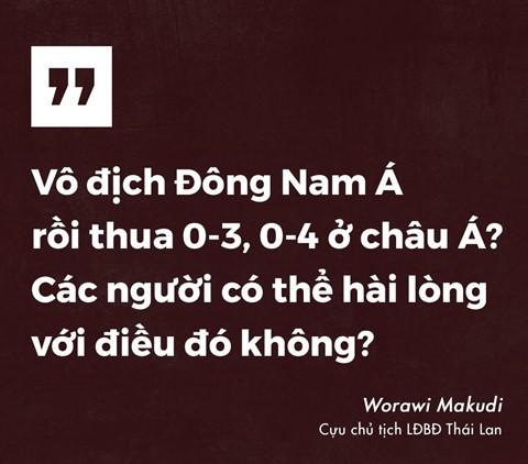 Việt Nam vs Thái Lan - người Thái không thể chấp nhận là số 2? - Ảnh 3.