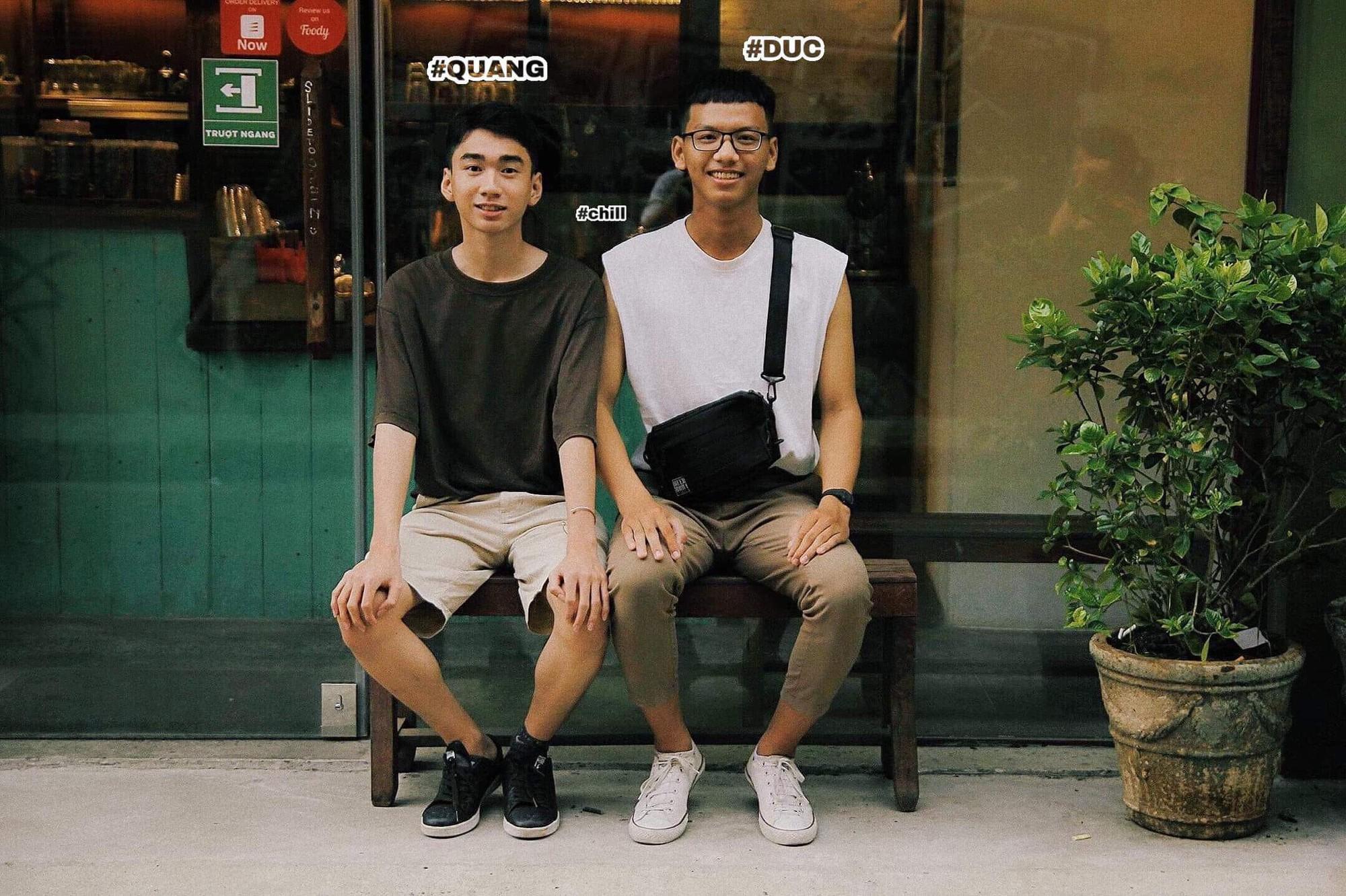 Bộ ảnh rất tình của cặp LGBT điển trai khiến cộng đồng mạng thổn thức - Ảnh 1.