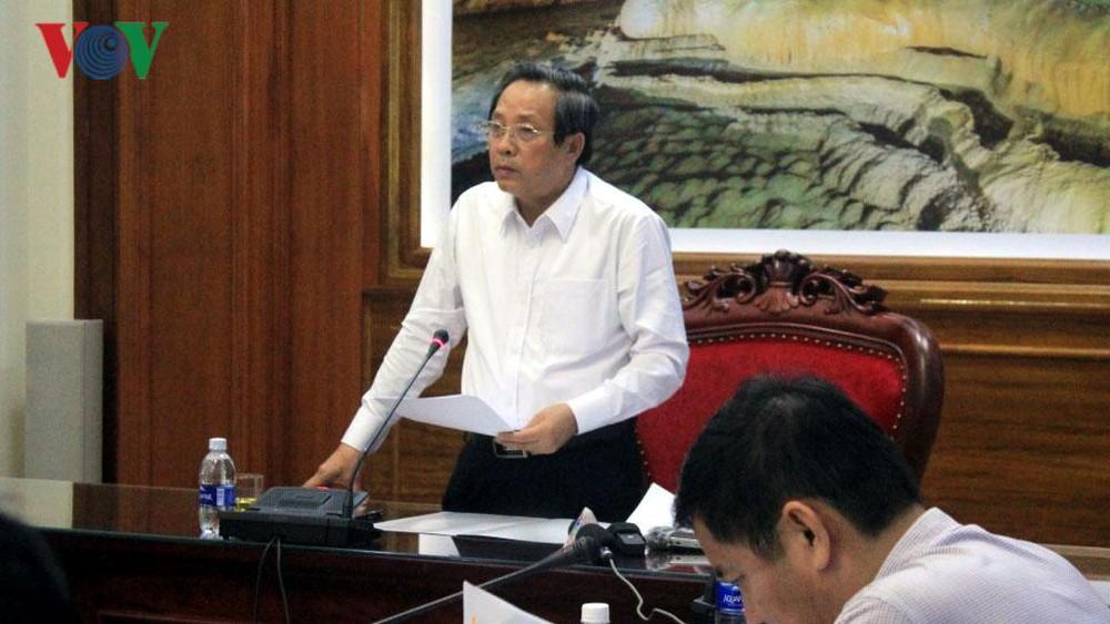 Bí thư tỉnh Quảng Bình yêu cầu công an điều tra tiêu cực vụ đề thi lớp 10 giống đề thi học kì lớp 9 - Ảnh 1.