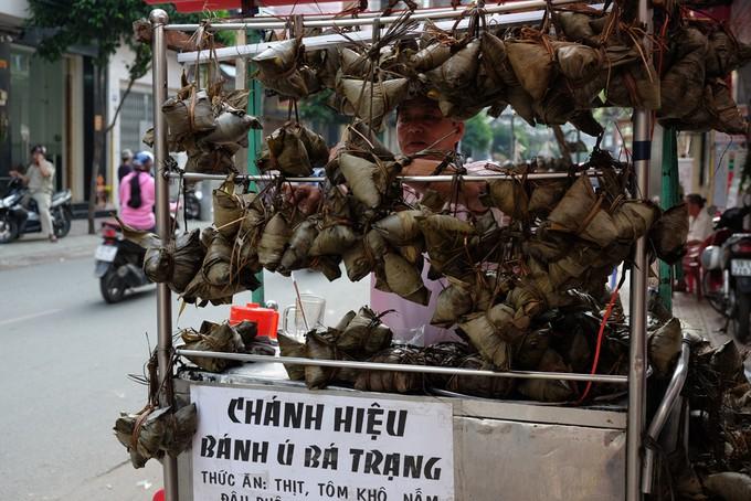 Bánh ú bá trạng - tinh hoa ẩm thực người Hoa vào dịp Tết Đoan Ngọ  - Ảnh 2.