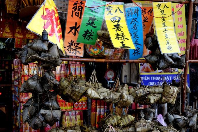 Bánh ú bá trạng - tinh hoa ẩm thực người Hoa vào dịp Tết Đoan Ngọ  - Ảnh 7.