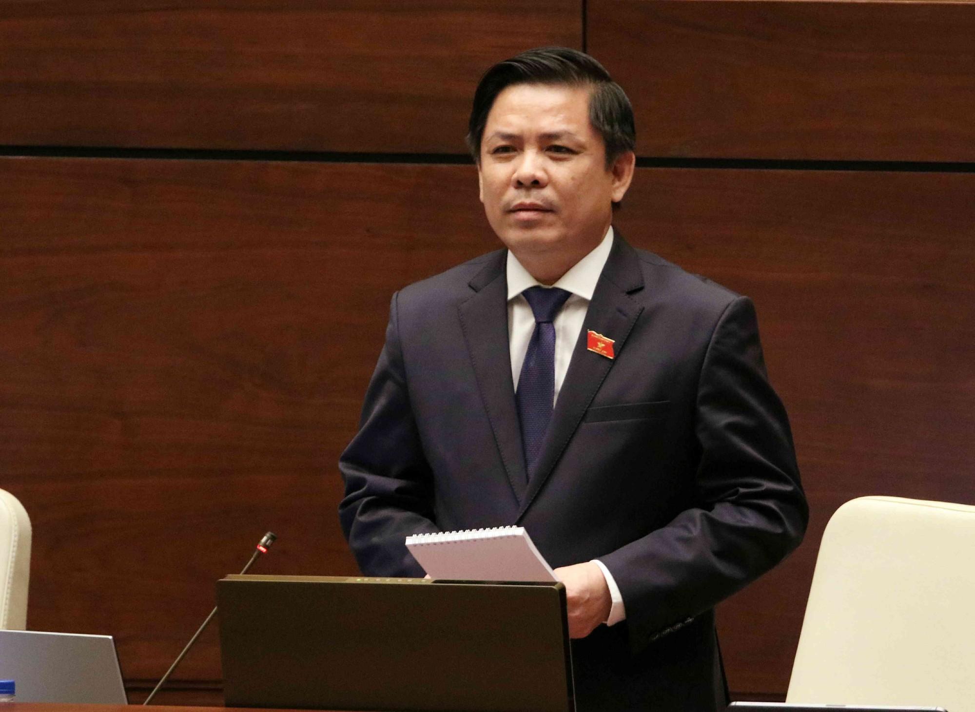 [Video] Bộ trưởng Nguyễn Văn Thể: Tổng thầu đường sắt Cát Linh - Hà Đông thiếu kinh nghiệm vận hành - Ảnh 3.