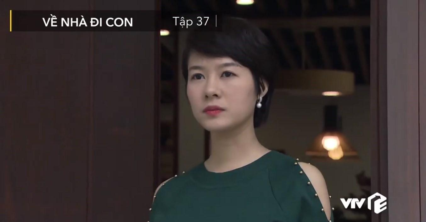Về nhà đi con tập 38: Huệ bị vợ Thành tìm đến tận quán ăn dằn mặt, suýt bị chồng cưỡng hiếp lần 2 và gặp tai nạn khi bỏ nhà đi - Ảnh 2.