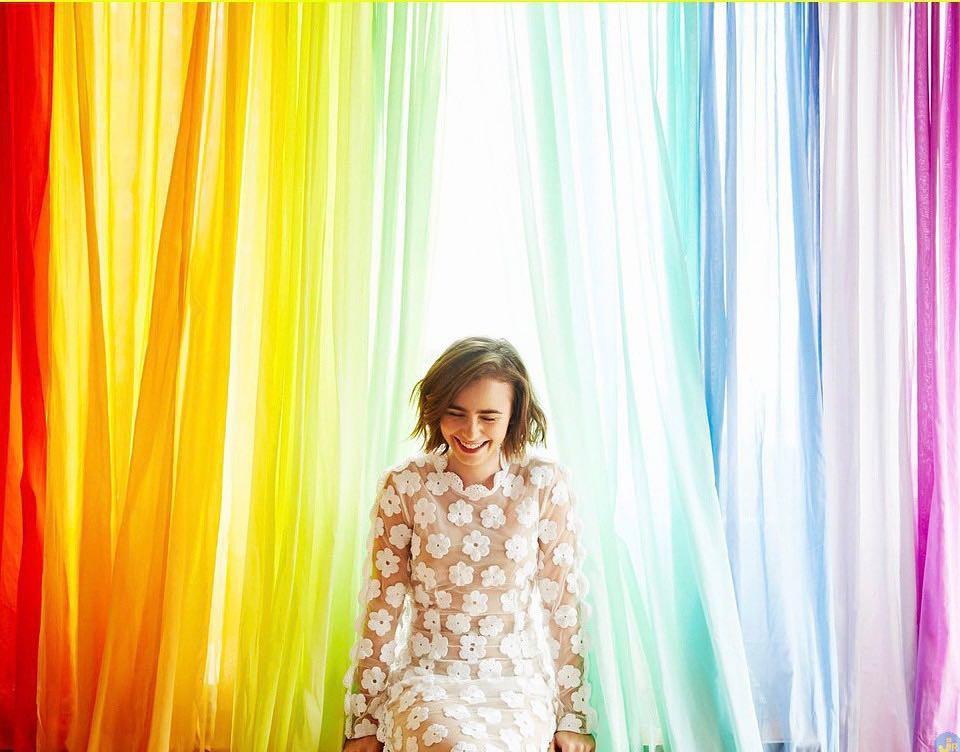 Loạt người nổi tiếng chúc mừng Tháng Tự hào đối với cộng đồng LGBT - Ảnh 8.