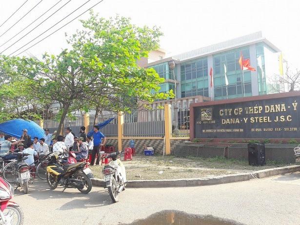 Công ty Thép Dana Ý kiện UBND TP Đà Nẵng vì bị xử phạt 400 triệu đồng - Ảnh 2.