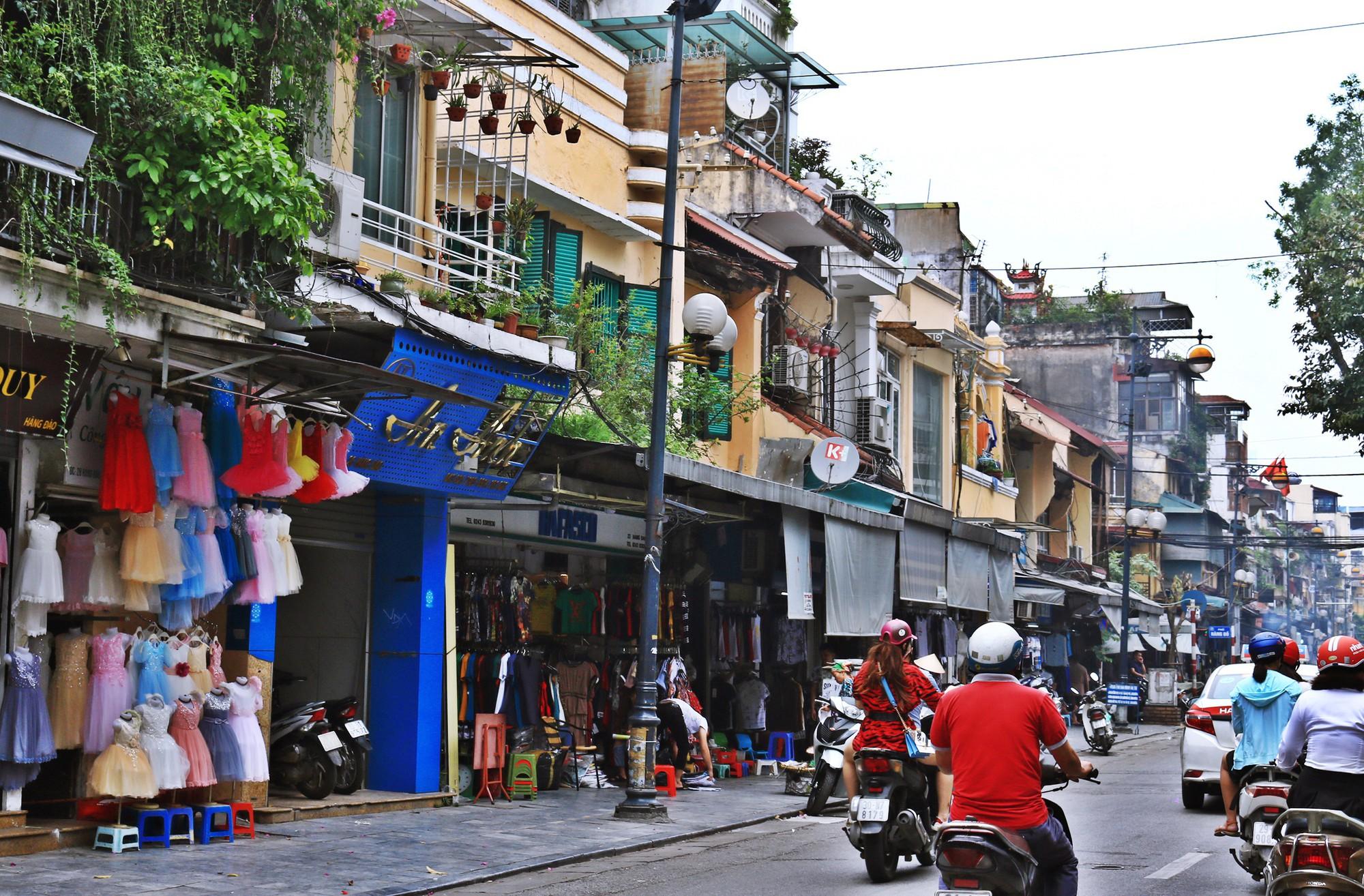 Hà Nội: Chỉnh trang nhiều ngôi nhà trên phố cổ để hút du khách - Ảnh 7.