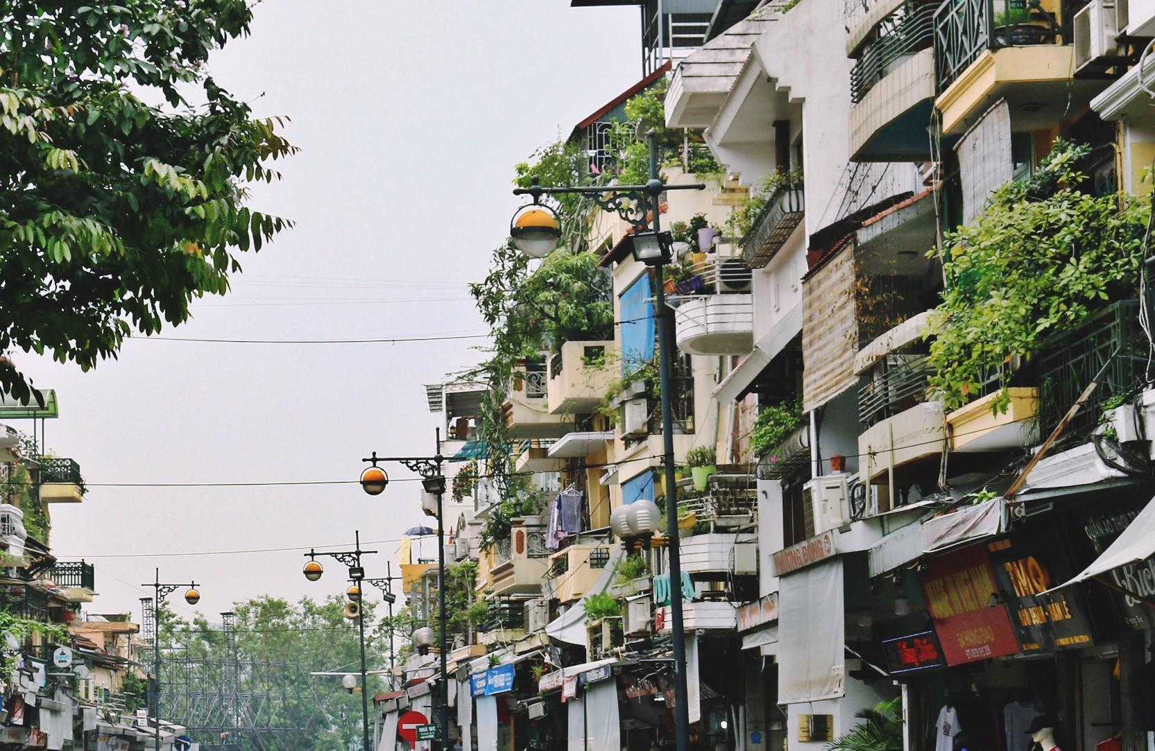Hà Nội: Chỉnh trang nhiều ngôi nhà trên phố cổ để hút du khách - Ảnh 8.
