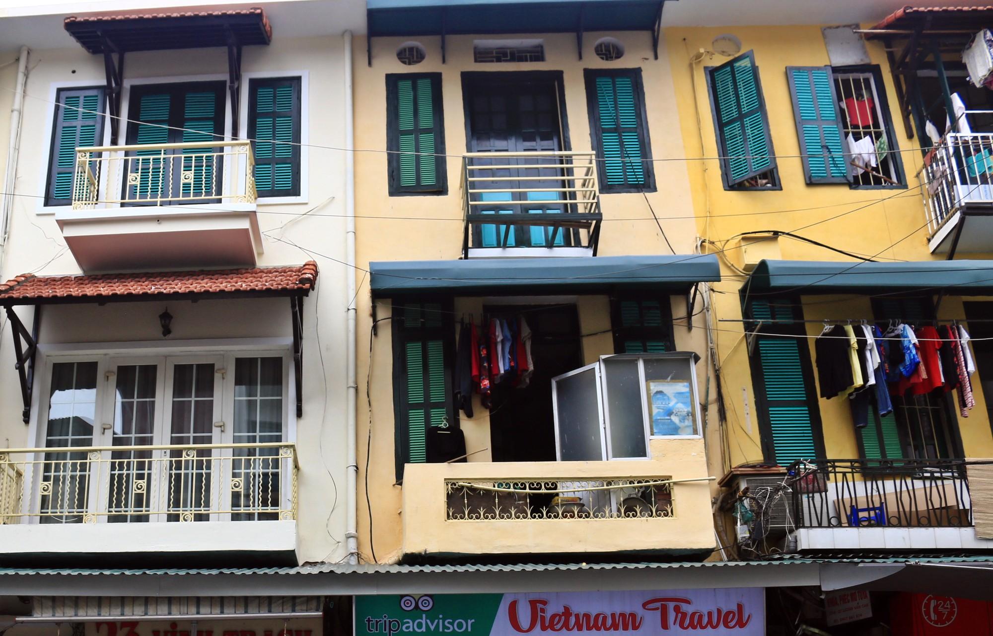 Hà Nội: Chỉnh trang nhiều ngôi nhà trên phố cổ để hút du khách - Ảnh 9.