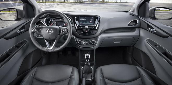 VinFast Fadil đã được nâng cấp những gì so với nguyên mẫu Opel Karl Rocks phiên bản châu Âu? - Ảnh 3.