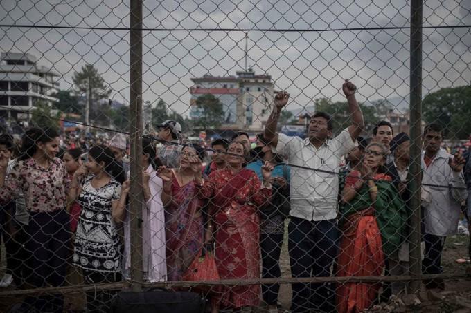 Cuộc đời các nữ thần sống ở Nepal sau khi hồi tục - Ảnh 5.