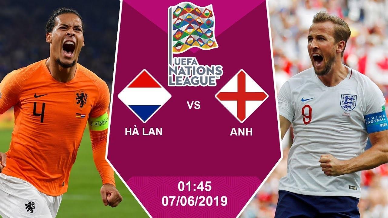 Nhận định bóng đá Hà Lan vs Anh (1h45, 7/6) Bán kết UEFA Nations League: Van Dijk, Kane tái hiện đêm Madrid - Ảnh 1.
