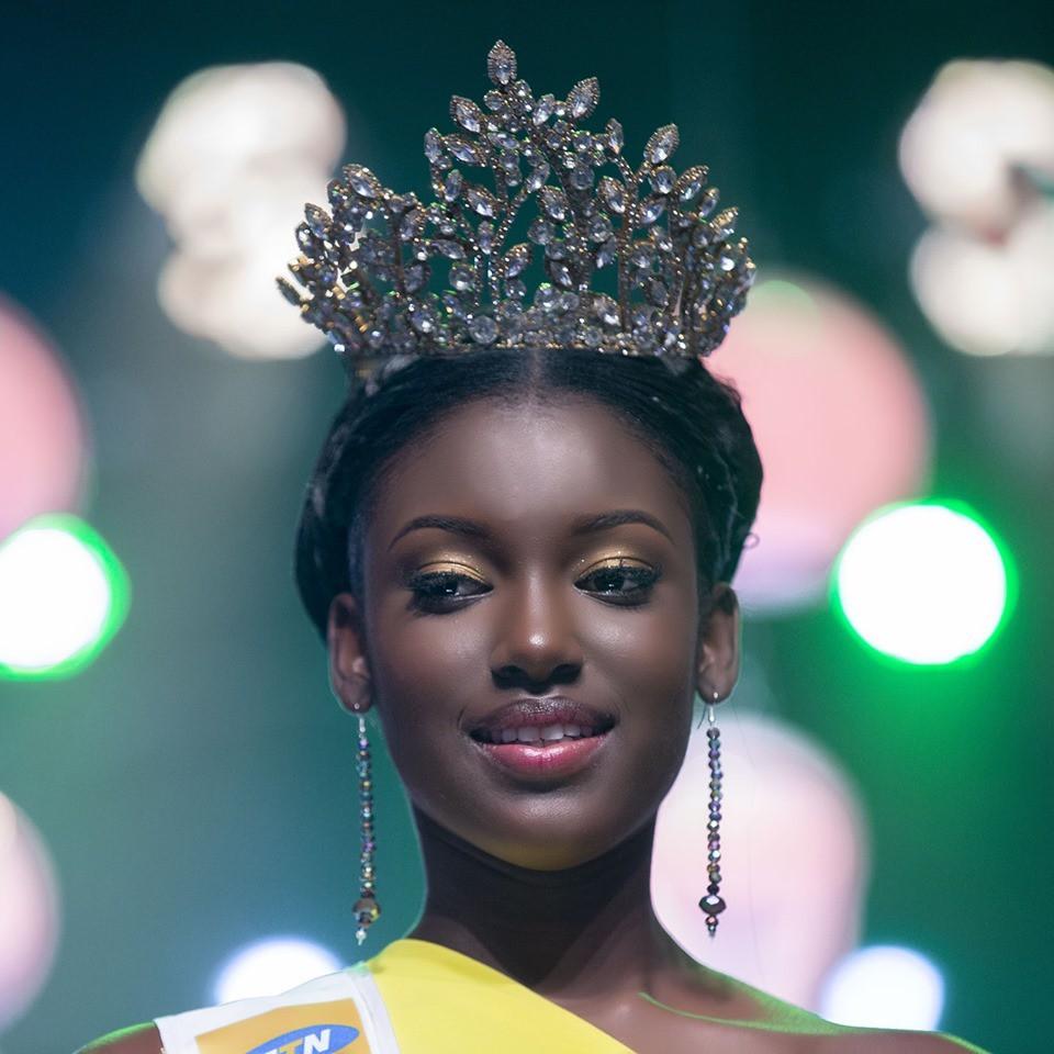 Ngọc đen Bờ Biển Ngà được kì vọng mang về cho châu Phi vương miện Hoa hậu Thế giới  - Ảnh 1.