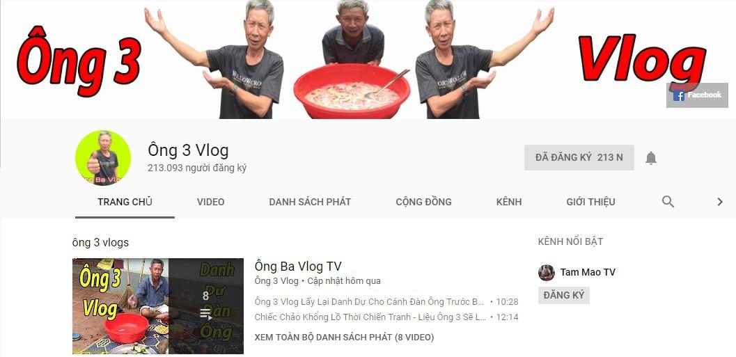 Cháu ngoại Ông 3 Vlog đang gây sốt cộng đồng mạng: Tôi và ông làm YouTube vì đam mê, không hề có bóc lột sức lao động - Ảnh 2.