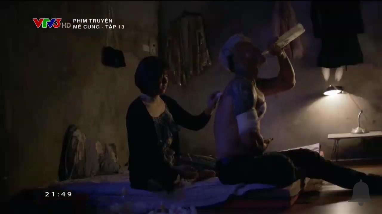 Mê cung tập 13: Việt sói chạy thoát khỏi cảnh sát và băng đảng, Khánh ra tay cứu Cường Lâm bị bắt cóc - Ảnh 2.