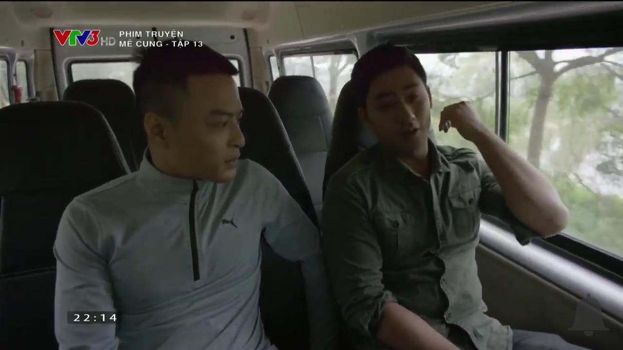 Mê cung tập 13: Việt sói chạy thoát khỏi cảnh sát và băng đảng, Khánh ra tay cứu Cường Lâm bị bắt cóc - Ảnh 7.