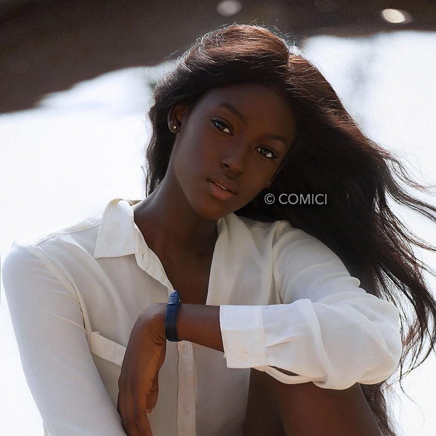Ngọc đen Bờ Biển Ngà được kì vọng mang về cho châu Phi vương miện Hoa hậu Thế giới  - Ảnh 4.