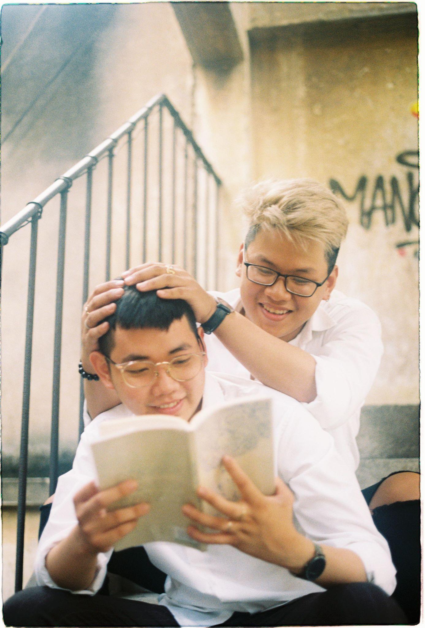 Chuyện tình cặp đồng tính nam: Tình yêu sét đánh trong lần gặp nhau đầu tiên - Ảnh 12.