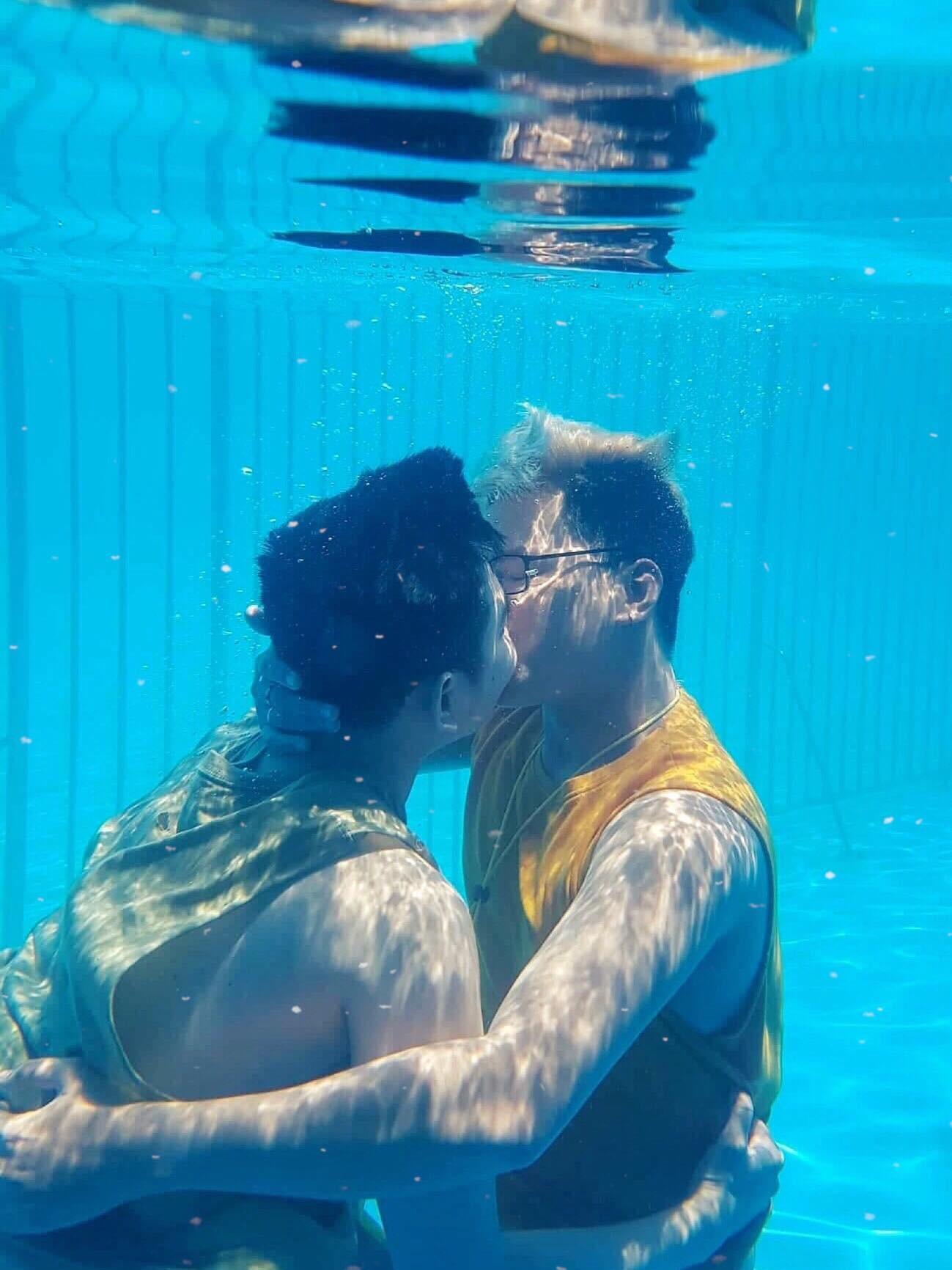 Chuyện tình cặp đồng tính nam: Tình yêu sét đánh trong lần gặp nhau đầu tiên - Ảnh 16.
