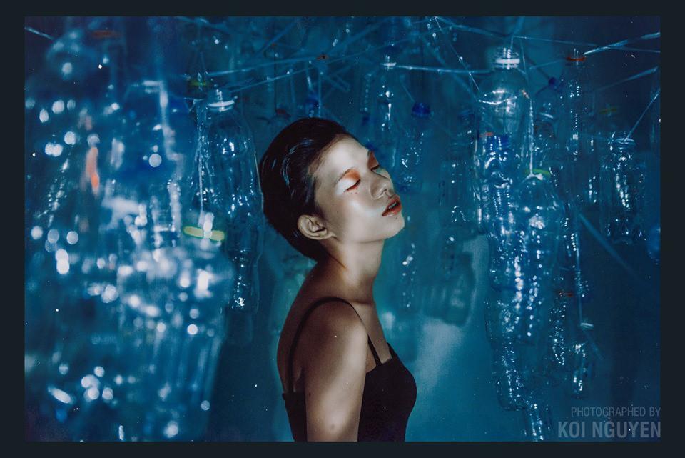 Khi nhiếp ảnh gia dùng nghệ thuật thay lời đại dương kêu cứu - Ảnh 6.