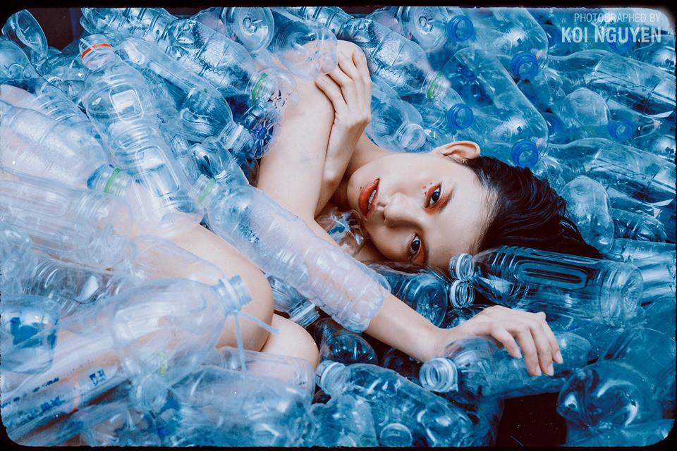 Khi nhiếp ảnh gia dùng nghệ thuật thay lời đại dương kêu cứu - Ảnh 7.