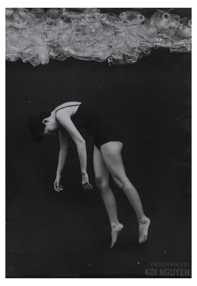 Khi nhiếp ảnh gia dùng nghệ thuật thay lời đại dương kêu cứu - Ảnh 11.